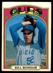 1972 Topps #29 GRN Bill Bonham  Front Thumbnail