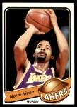 1979 Topps #97  Norm Nixon  Front Thumbnail
