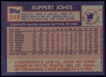 1984 Topps #327  Ruppert Jones  Back Thumbnail