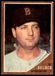 1962 Topps #201  Ike Delock  Front Thumbnail