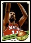 1979 Topps #33  Caldwell Jones  Front Thumbnail
