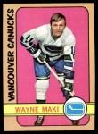1972 Topps #32  Wayne Maki  Front Thumbnail