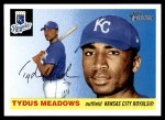 2004 Topps Heritage #146  Tydus Meadows  Front Thumbnail