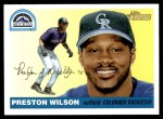 2004 Topps Heritage #108  Preston Wilson  Front Thumbnail