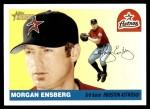 2004 Topps Heritage #135  Morgan Ensberg  Front Thumbnail
