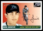 2004 Topps Heritage #153  Ben Grieve  Front Thumbnail