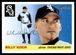 2004 Topps Heritage #137  Billy Koch  Front Thumbnail