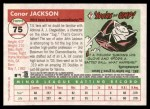 2004 Topps Heritage #75  Conor Jackson  Back Thumbnail