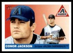 2004 Topps Heritage #75  Conor Jackson  Front Thumbnail