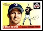 2004 Topps Heritage #174  Corey Koskie  Front Thumbnail
