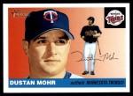 2004 Topps Heritage #14  Dustan Mohr  Front Thumbnail