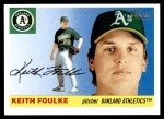 2004 Topps Heritage #131  Keith Foulke  Front Thumbnail