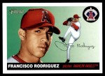 2004 Topps Heritage #38  Francisco Rodriguez  Front Thumbnail