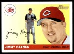 2004 Topps Heritage #44  Jimmy Haynes  Front Thumbnail