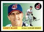 2004 Topps Heritage #6  Casey Blake  Front Thumbnail