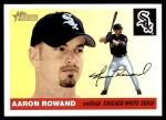 2004 Topps Heritage #31  Aaron Rowand  Front Thumbnail