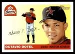 2004 Topps Heritage #237  Octavio Dotel  Front Thumbnail