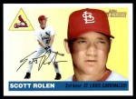 2004 Topps Heritage #332  Scott Rolen  Front Thumbnail