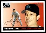 2004 Topps Heritage #217  Tino Martinez  Front Thumbnail