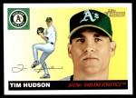 2004 Topps Heritage #251  Tim Hudson  Front Thumbnail
