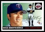 2004 Topps Heritage #241  Doug Mientkiewicz  Front Thumbnail