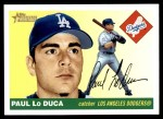 2004 Topps Heritage #239  Paul Lo Duca  Front Thumbnail