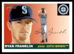 2004 Topps Heritage #249  Ryan Franklin  Front Thumbnail