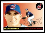 2004 Topps Heritage #292  Travis Hafner  Front Thumbnail