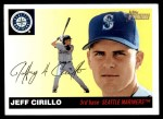 2004 Topps Heritage #340  Jeff Cirillo  Front Thumbnail