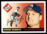 2004 Topps Heritage #273  Jeromy Burnitz  Front Thumbnail
