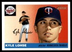 2004 Topps Heritage #378  Kyle Lohse  Front Thumbnail