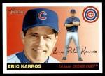 2004 Topps Heritage #372  Eric Karros  Front Thumbnail