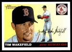 2004 Topps Heritage #258  Tim Wakefield  Front Thumbnail
