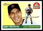 2004 Topps Heritage #318  Andy Pettitte  Front Thumbnail