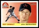 2004 Topps Heritage #255  Roy Oswalt  Front Thumbnail