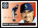2004 Topps Heritage #266  Eddie Guardado  Front Thumbnail