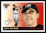 2004 Topps Heritage #346  Jack Wilson  Front Thumbnail