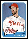 2014 Topps Heritage #20  Cliff Lee  Front Thumbnail