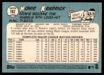 2014 Topps Heritage #102  Howie Kendrick  Back Thumbnail