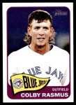 2014 Topps Heritage #229  Colby Rasmus  Front Thumbnail