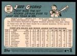 2014 Topps Heritage #387  Jedd Gyorko  Back Thumbnail