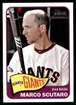 2014 Topps Heritage #389  Marco Scutaro  Front Thumbnail