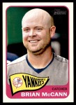 2014 Topps Heritage #395  Brian McCann  Front Thumbnail