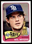 2014 Topps Heritage #446 POR Wil Myers  Front Thumbnail