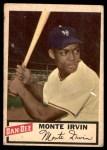 1954 Dan-Dee  Monte Irvin  Front Thumbnail