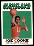 1971 Topps #62  Joe Cooke   Front Thumbnail