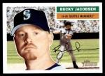 2005 Topps Heritage #171  Bucky Jacobsen  Front Thumbnail