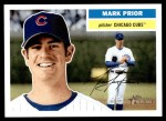 2005 Topps Heritage #69 NEW M.Prior  Front Thumbnail