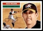 2005 Topps Heritage #187  Jack Wilson  Front Thumbnail