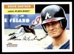 2005 Topps Heritage #172  Steve Doetsch  Front Thumbnail